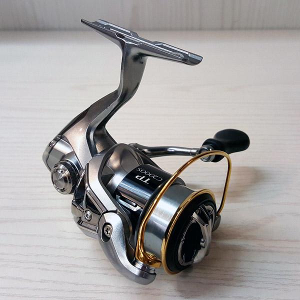 SHIMANO シマノ 15 TWINPOWER ツインパワー C2000S釣具\リール\スピニングリール