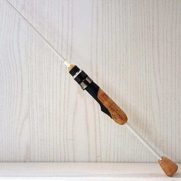 MUKAI ムカイ エアスティック AS-1511 シュアースーパーライト ホワイト [大型]釣具\ロッド\淡水ロッド