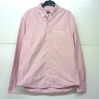 Forty Fine Clothing フォーティーファインクロージング シャンブレー ワーク シャツ サイズ3 メンズ古着 [121]古着\メンズ\シャツ・ブラウス\シャツ\長袖