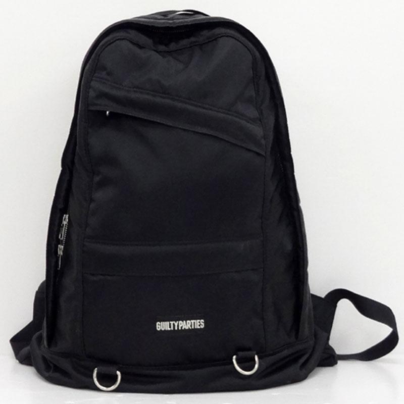 WACKOMARIA PORTER ワコマリア ポーター リュック/WMGP-POR-JET06/ブラック/デイバッグ/Backpack/バックパック《鞄/バッグ》アクセサリー\メンズバッグ\リュック・バックパック