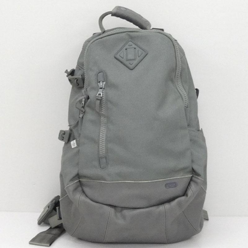 Visvim ビスビム リュック/カラー:グレー/BALLISTIC 20L VEGGIE/Backpack/バックパック/2009《鞄/バッグ》アクセサリー\メンズバッグ\リュック・バックパック