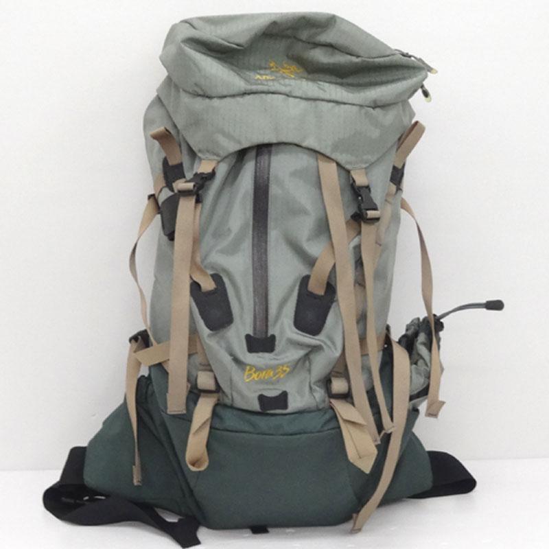 ARC TERYX アークテリックス リュック/カラー:グレー/Backpack/バックパック/アウトドア/人気《鞄/バッグ》アクセサリー\メンズバッグ\リュック・バックパック