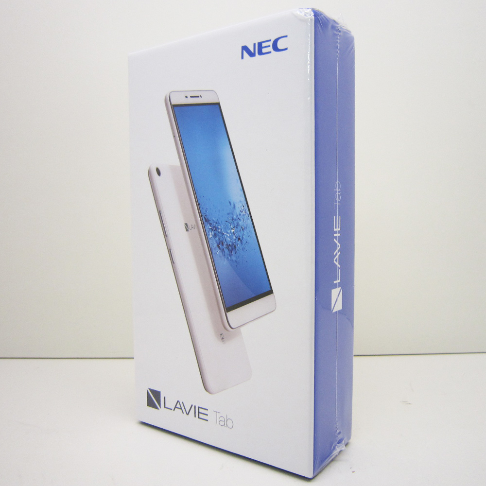 NEC LaVie Tab E PC-TE507FAW ホワイト  Android タブレット端末
