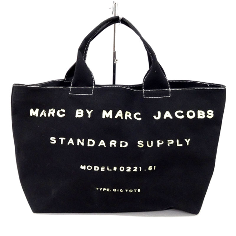MARC BY MARC JACOBS マークバイマークジェイコブス トートバッグ Classic Standard Supply/ブラック/バッグ 鞄【山城店】