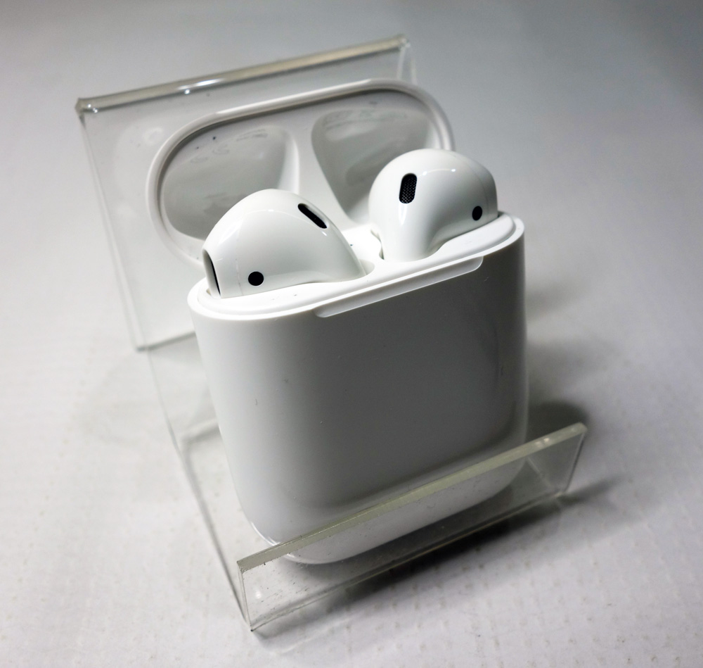 Apple AirPods MMEF2J/A [170]【福山店】