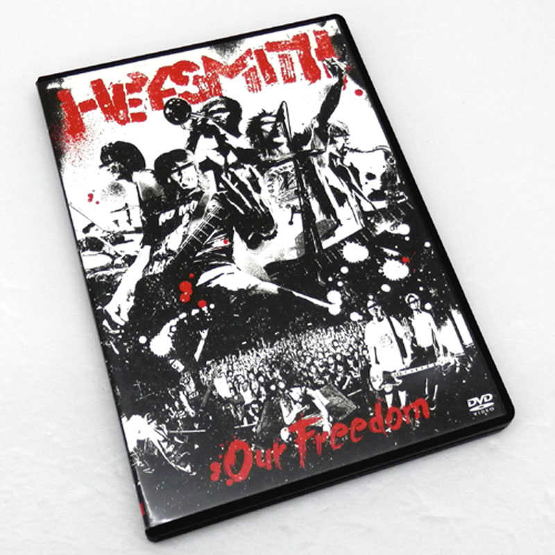 HEY-SMITH Our Freedom /邦楽 DVD【山城店】