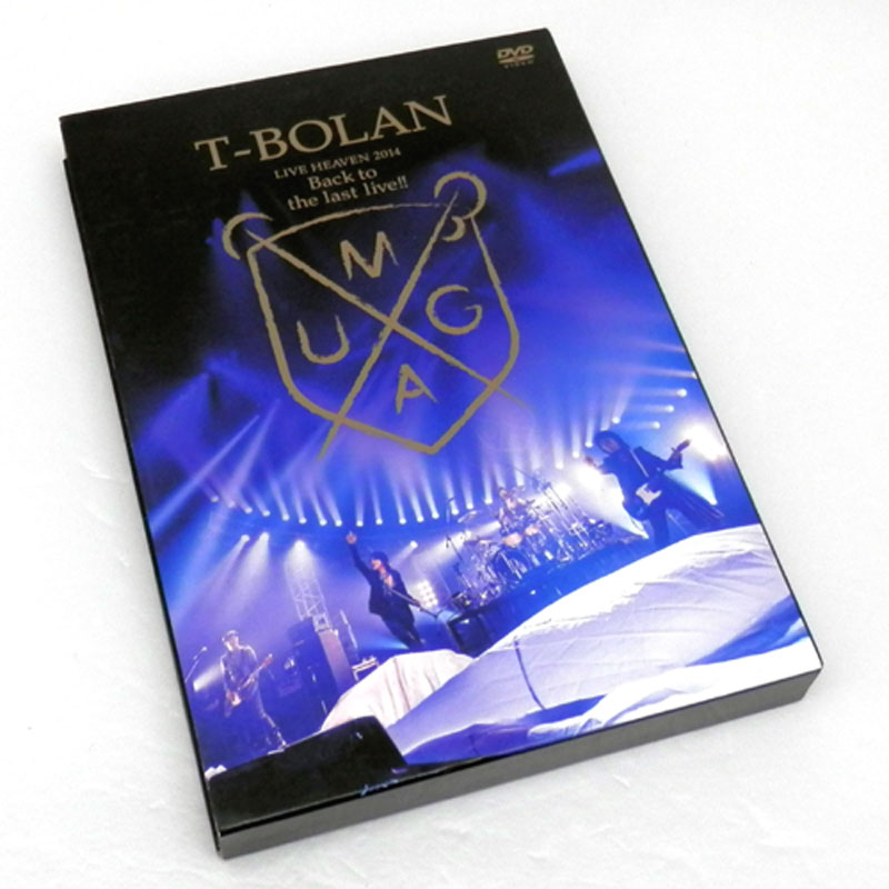 T-BOLAN LIVE HEAVEN 2014~Back to the last live!!~/邦楽 DVD【山城店】