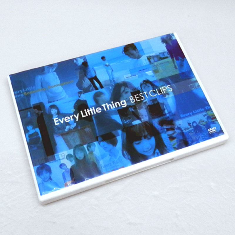 Every Little Thing Every Little Thing - BEST CLIPS /邦楽 DVD【山城店】