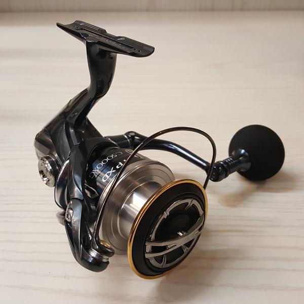 SHIMANO シマノ 17  TWINPOWER ツインパワー XD C5000XG釣具\リール\スピニングリール