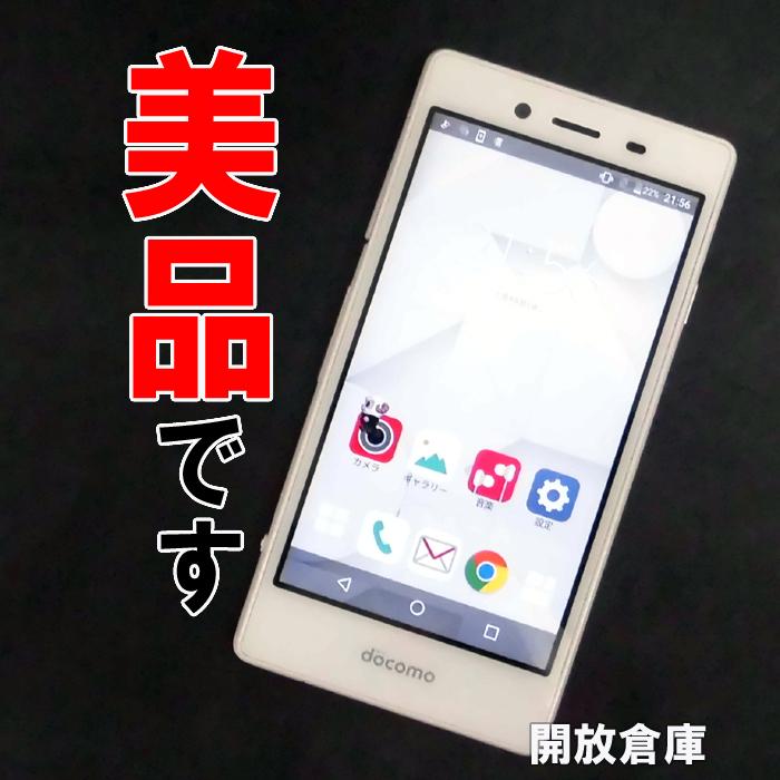 docomo ZTE MONO MO-01J ホワイト電化製品\スマートフォン・携帯電話\スマートフォン