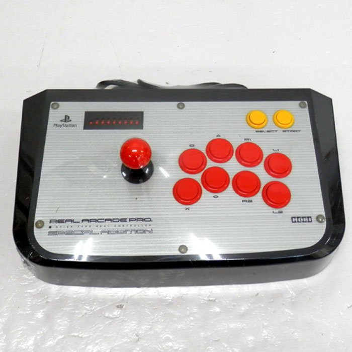 HORI PS2用 リアルアーケードPro SPECIAL ADDITION(SA)/周辺機器【山城店】