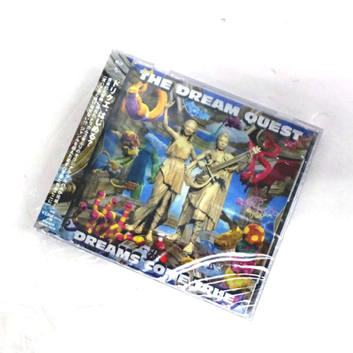 《未開封》THE DREAM QUEST/DREAMS COME TRUE/邦楽CD【山城店】