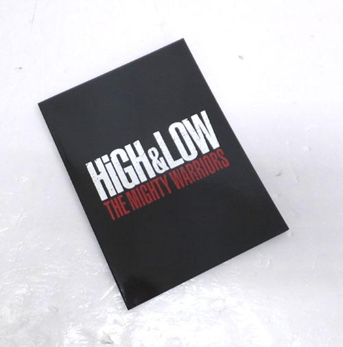 HiGH&LOW THE MIGHTY WARRIORS/MIGHTY WARRIORS/ 音楽Blu-ray/音楽CD【山城店】