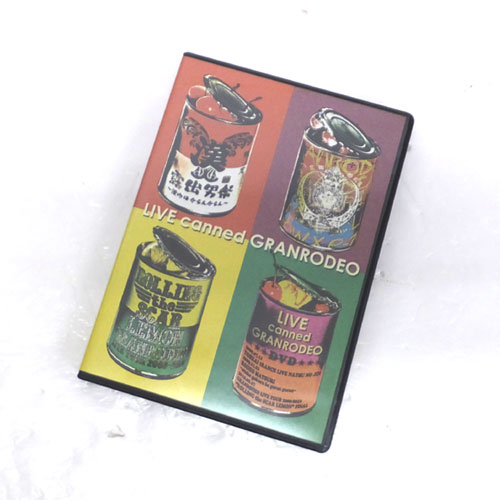 LIVE canned GRANRODEO/GRANRODEO【山城店】