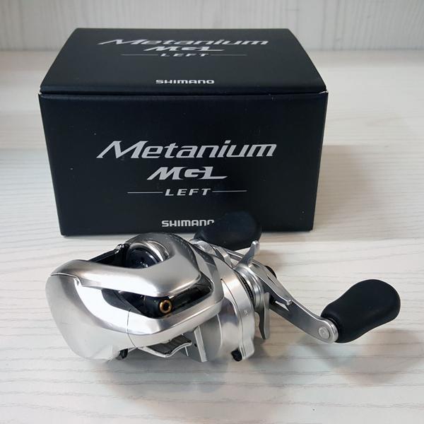 SHIMANO シマノ 16 Metanium メタニウム MGL LEFT レフト釣具\リール\ベイトリール