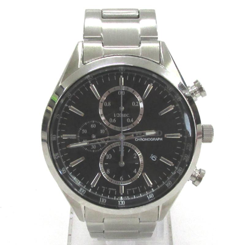 SEIKO セイコー WIRED ワイアード 腕時計/品番:7T92-0SM0/電池式クオーツ/日常生活用強化防水10気圧《腕時計/ウォッチ》アクセサリー\時計\メンズ時計