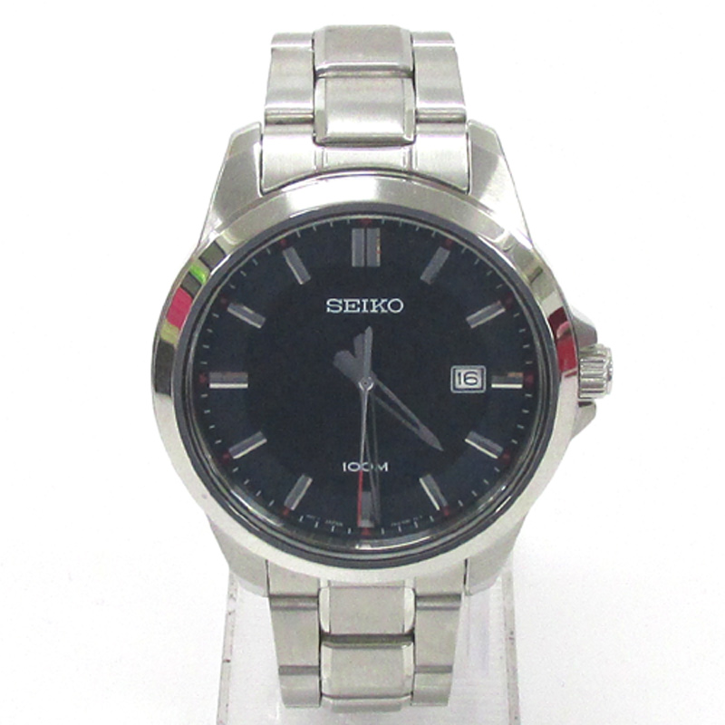 SEIKO セイコー 腕時計/品番:GN42-00J0/カラー:ネイビー/クオーツ/ステンレス《腕時計/ウォッチ》アクセサリー\時計\メンズ時計