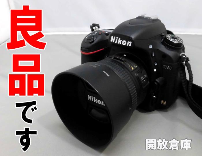 Nikon  D750 レンズ「AF-S NIKKOR 50mm f/18G」セット ブラック 電化製品\カメラ\デジカメ