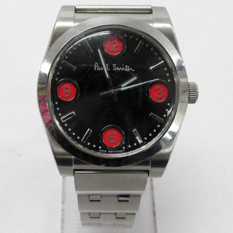 Paul Smith ポールスミス GN-4-S/時計/品番:GN-4-S/カラー:シルバー/クオーツ《腕時計/ウォッチ》アクセサリー\時計\メンズ時計
