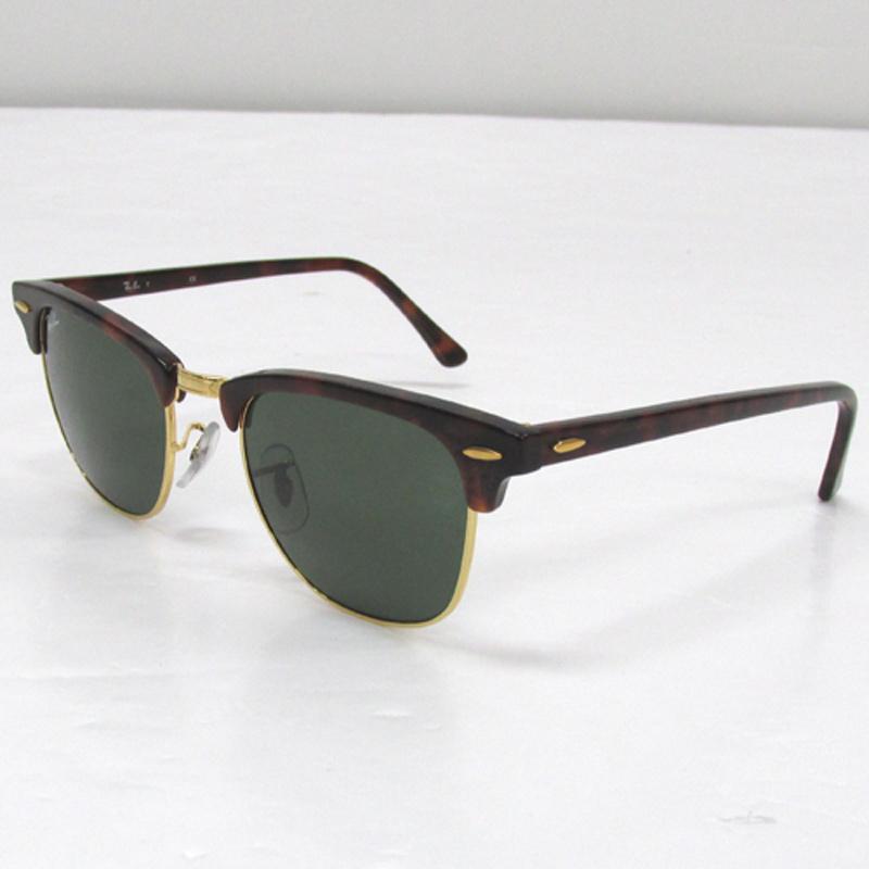 Ray Ban レイバン  クラブマスター サングラス/RB3016/カラー:ブラウン/《眼鏡/サングラス》アクセサリー\サングラス\メンズ