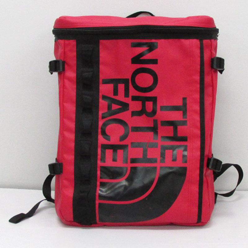 THE NORTH FACE BC FUSE BOX/カラー:赤 /bag pack/アウトドア/バッグ《バッグ/かばん/鞄》アクセサリー\メンズバッグ\リュック・バックパック