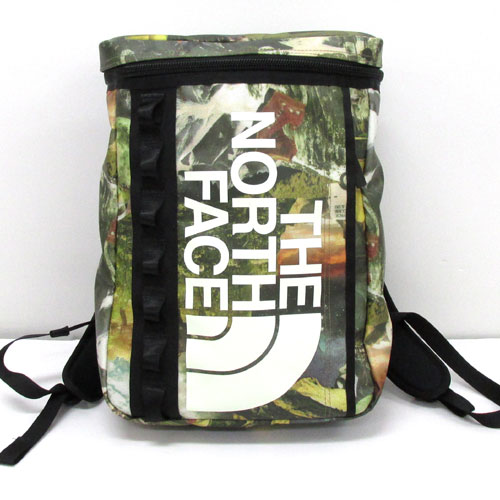 THE NORTH FACE BC FUSE BOX /カラー:セピアブラウン ハイカープリント/bag pack/アウトドア/バッグ《バッグ/かばん/鞄》アクセサリー\メンズバッグ\リュック・バックパック