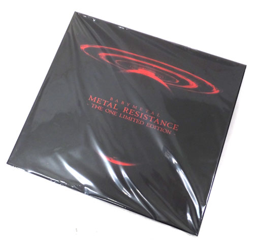 Metal Resistance- The One Limited Edition/BABYMETAL/女性アイドルCD【山城店】