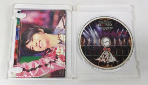 Sexy Zone Johnny's Dome Theatre~SUMMARY2012~ Sexy Zone/アイドルBlu-ray【山城店】