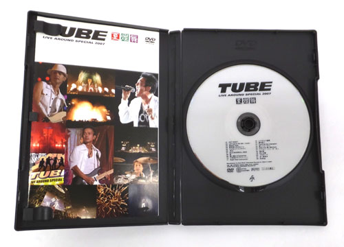 TUBE LIVE AROUND SPECIAL 2007 -夏燦舞-/邦楽DVD【山城店】