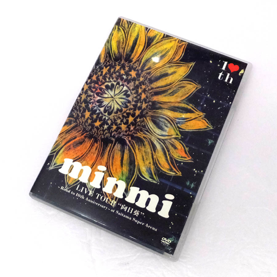 "MINMI  /LIVE TOUR""向日葵""~Road to 10th Anniversary~ at さいたまスーパーアリーナ【山城店】"