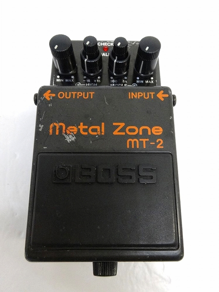 BOSS/ボス  MT-2 Metal Zone/メタルゾーン [87]【福山店】