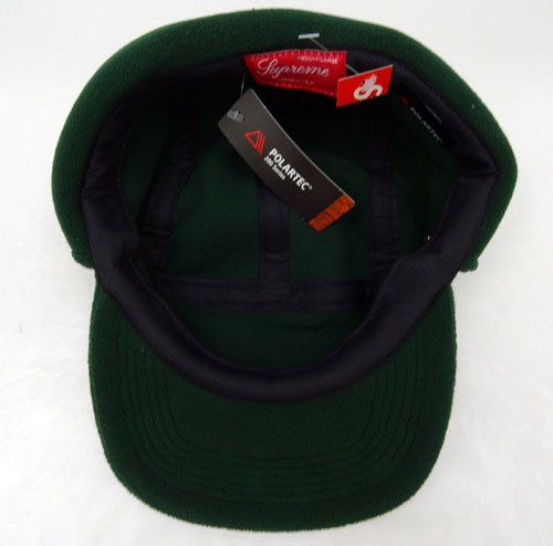 87164381760 SOLD OUT  中古 Supreme Polartec Fleece Ear Flap Camp Cap シュプリーム ポーラテックフリース  キャンプ キャップ
