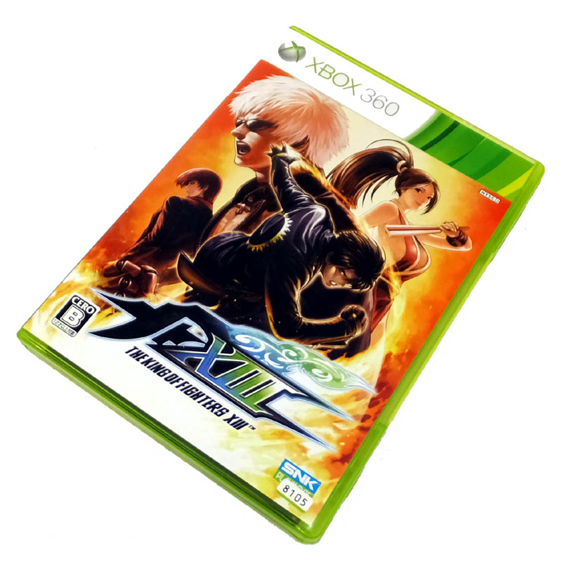 SNK XBOX360 ザ・キング・オブ・ファイターズ XIII THE KING OF FIGHTERS13/ゲーム【山城店】