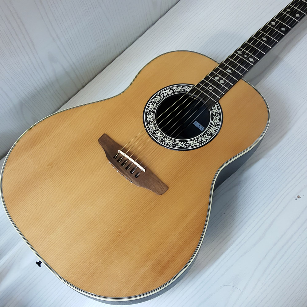 Ovation USA/Model No.1112/オベーション/ディープ ボウル ボディ タイプ/Made in USA/アメリカ/米国製人気/定番【桜井店】