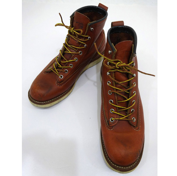RED WING/レッドウィング LINEMAN BOOTS/ラインマンブーツ 2924 SIZE:8 1/2D[130]【福山店】