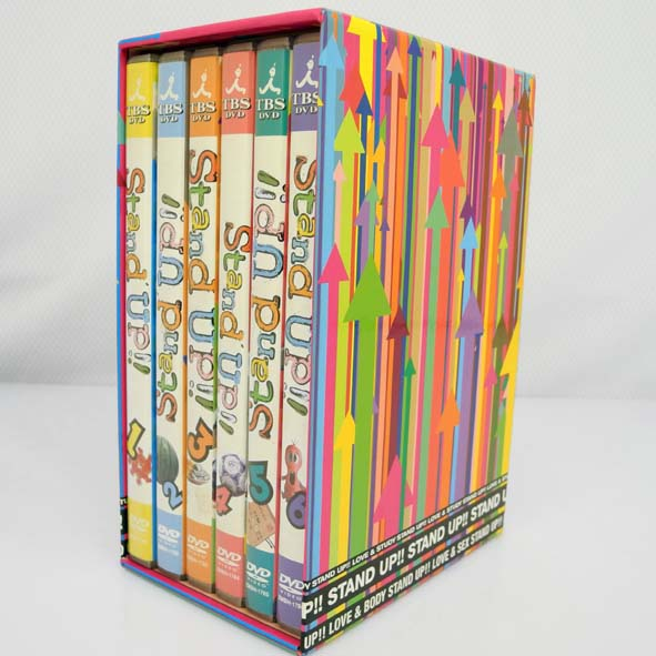STAND UP !! DVD-BOX【桜井店】