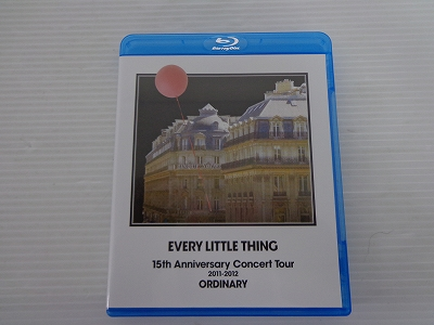 EVERY LITTLE THING 15th Anniversary Concert Tour 2011-2012 ORDINARY / Every Little Thing[30]【米子店】