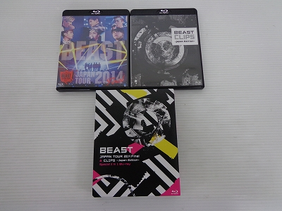 BEAST JAPAN TOUR 2014 & CLIPS -Japan Edition- Special 2 in 1  / BEAST [30]【米子店】