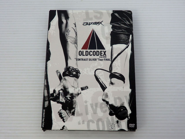 "OLDCODEX Live DVD""CONTRAST SILVER""Tour FINAL/OLDCODEX【米子店】"