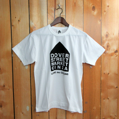 COMME des GARCONS DOVER STREET MARKET GINZA TEE コムデギャルソン ドーバーストリートマーケット ギンザ Tシャツ【アメ村店】