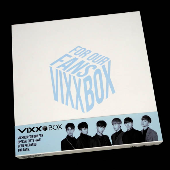 VIXXBOX GOODS SET ~for our fans~ 日本盤/VIXX【桜井店】