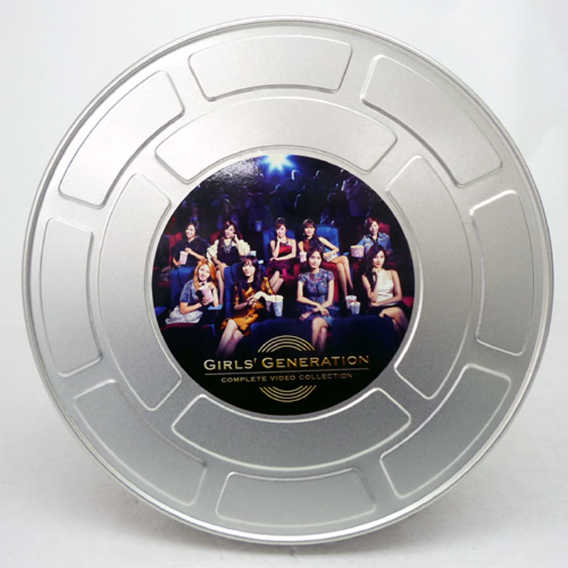 《完全限定盤》少女時代 GIRLS' GENERATION COMPLETE VIDEO COLLECTION / K-POP DVD【山城店】