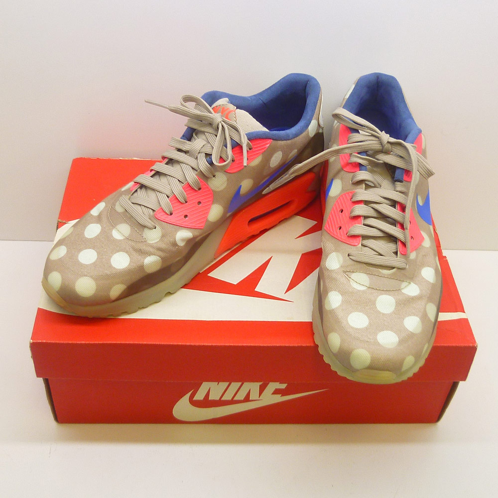 NIKE ナイキ AIR MAX 90 ICE CITY QS NYC 27cm【橿原店】
