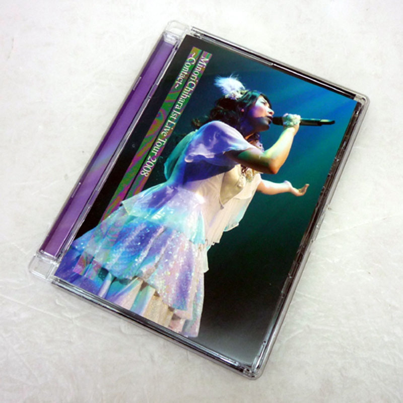 茅原実里  1st Live Tour 2008 ~Contact~ / DVD 【山城店】