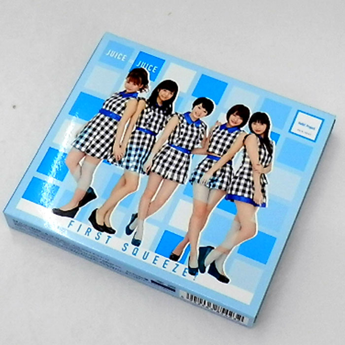 【中古】《通常盤》Juice=Juice First Squeeze!/女性アイドル CD【山城店】