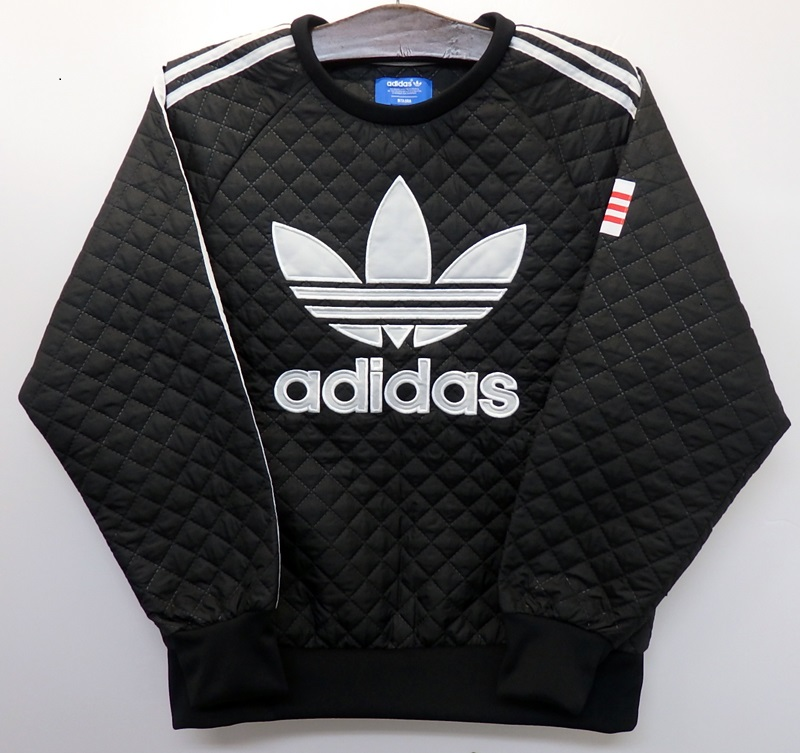 【中古】adidas originals by Rita Ora/アディダス オリジナルス/PLANETARY POWER SWEATER/サイズ:OT【米子店】