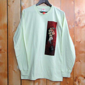 Supreme Mike Hill Snake Trap L/S Tee シュプリーム マイクヒル スネークトラップ長袖Tシャツ  【アメ村店】