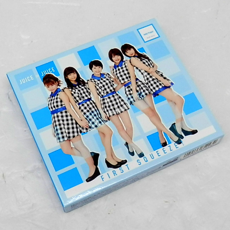 【中古】《通常盤》JUICE=JUICE First Squeeze! /女性アイドル CD【山城店】