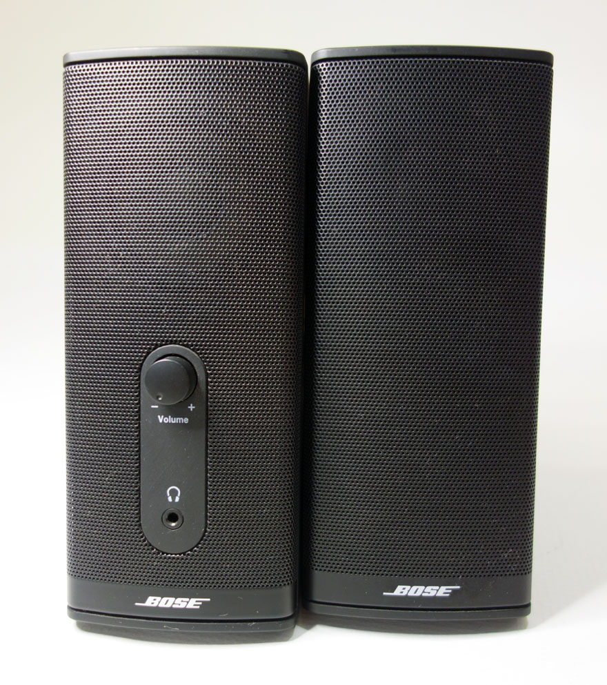 【中古】BOSE/ボーズ Bose Companion 2 Series II multimedia speaker system - ブラック [168]【福山店】