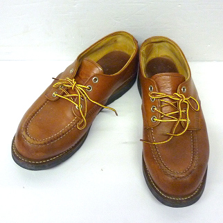 RED WING WORK OXFORD 8104 ブーツ 約25.5cm メンズ古着 [130]【福山店】